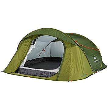 DECATHLON QUECHUA 2 SECONDS EASY 3 TENT 3 PEOPLE  sc 1 st  Amazon UK & DECATHLON QUECHUA 2 SECONDS EASY 3 TENT 3 PEOPLE: Amazon.co.uk ...