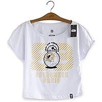 Camiseta Star Wars Astromech Droid Feminina