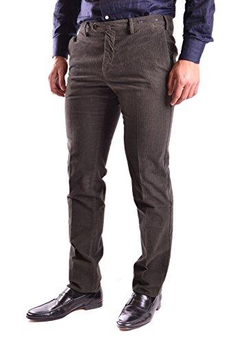 Pt01 Pantaloni Uomo MCBI247016O Cotone Marrone