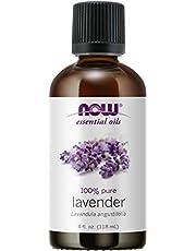 NOW Foods Lavender Oil (Liquid), 4 oz