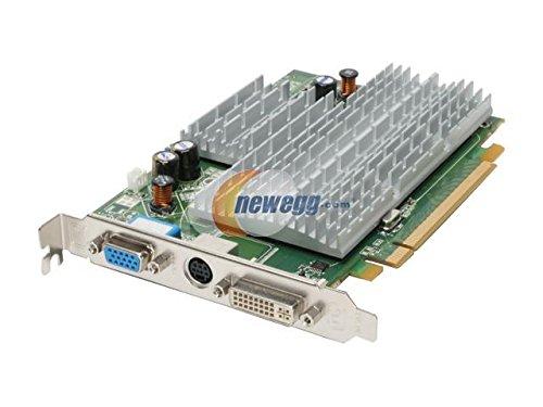 SAPPHIRE 100173L Radeon X1550 512MB 128-bit GDDR2 PCI Express x16 Video Card (Pci X1550 Express Radeon)