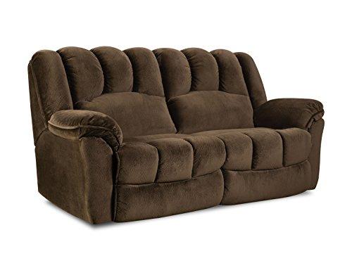 ComfortMax Furniture 1083020 Hensley 108 Reclining Sofa