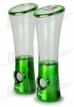 Review Water Dancing Speaker X3