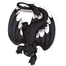 How To Train Your Dragon 2 Crawling Toothless Sticker