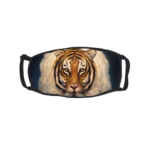 Promini Tiger Head with Sheep Body Adult Fashion Comfortable