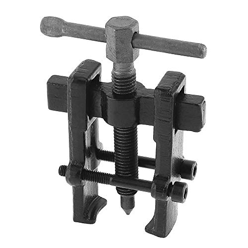 【Happy Shopping Day】OriGlam Adjustable Two Jaw Bearing Gear Puller Remover Tool, 2 Inch Carbon Steel Pump Removing Kit for ()