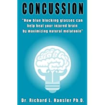 Concussion: How blue blocking glasses can help heal your injured brain by maximizing natural melatonin
