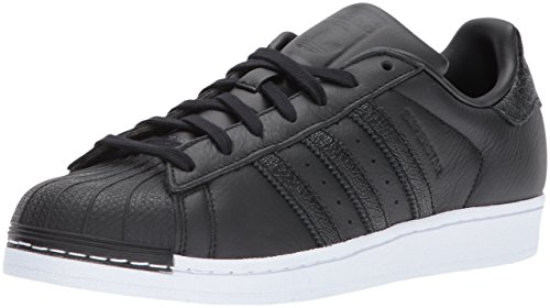 adidas Superstar, Scarpe da Ginnastica Basse Uomo Black/Black/Black