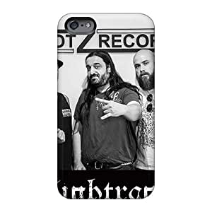 Great Hard Cell-phone Case For Iphone 6plus With Allow Personal Design Realistic Nightrage Band Image CharlesPoirier