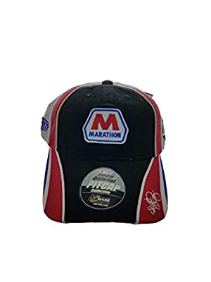 NASCAR 2008 Throwback #45 Kyle Petty Marathon Velcro back Pit Cap by Chase Authentics