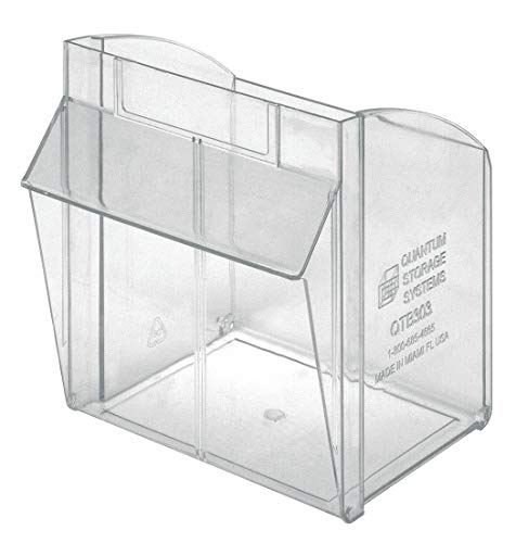 (Tip-Out Bin Clear for Mfr No QTB303)