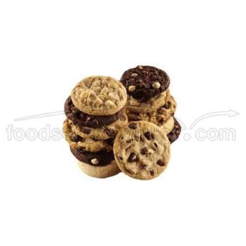 Otis Spunkmeyer Sweet Discovery Oatmeal Raisin Cookies, 3 Ounce - 106 per case