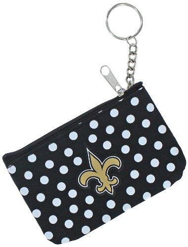 NFL New Orleans Saints Coin & ID Purse