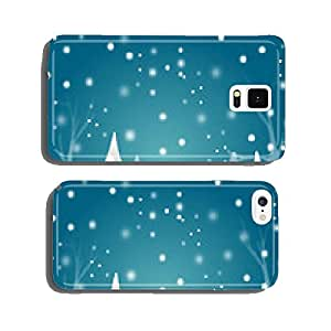 winter landscape cell phone cover case Samsung S5