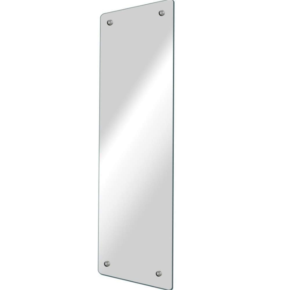 Buy Floor Mirror Frameless Wall Mounted Full Length Wall Mirror Rectangle Decorative Mirror Vanity Mirror For Entryways Bathroom Vanity Bedroom Living Room Color Clear Size 30150cm Online At Low Prices
