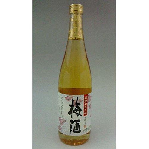 白玉醸造 さつまの梅酒 720ml 14度
