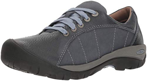 KEEN Women's Presidio Clog, Flint Stone/Steel Grey, 7.5 M US