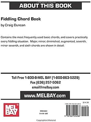 Fiddling Chord Book: Craig Duncan: 0796279012447: Amazon.com: Books