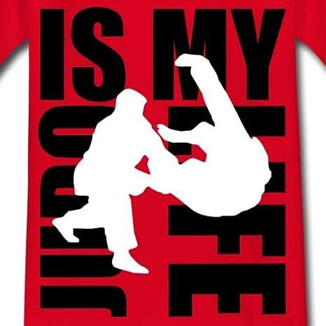 Judo is My Life T-Shirt Ado