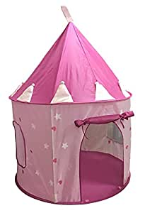 SueSport Girls Princess Castle Play Tent Pink  sc 1 st  Amazon.com & Amazon.com: SueSport Girls Princess Castle Play Tent Pink: Toys ...