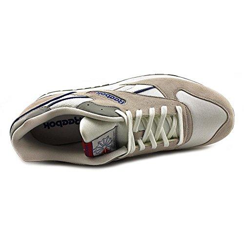 Reebok Gl 2620 Herenmode Sneakers Model V56203 Wit
