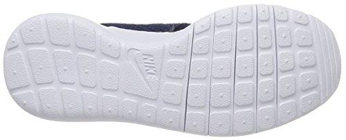 Nike Barn Roshe En Se (gs) Löparskor Midnatt / Marinblå / Vit / Gym / Blå