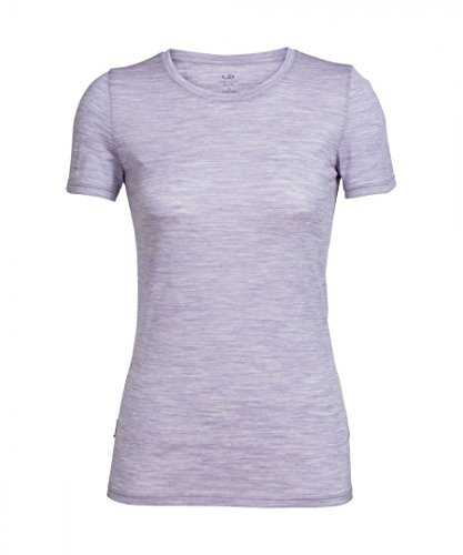 Icebreaker T-Shirt Tech Lite Short Sleeve Crewe - Camisa / Camiseta para mujer Largo