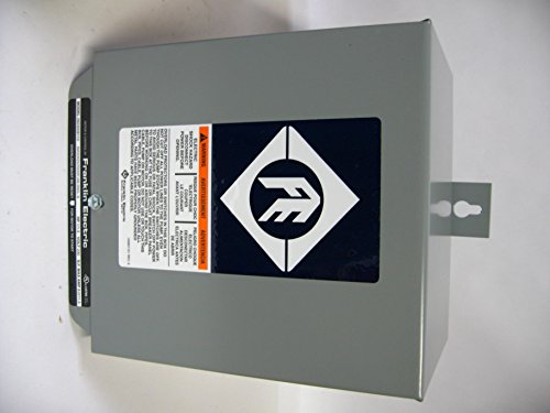 Control Box, 1 1/2HP, 230V, 1Phase by FRANKLIN
