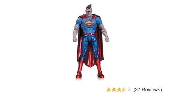 """DEATHSTORM DC Comics Super Villains The New 52 7/"""" inch Action Figure 2014"""