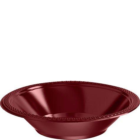 12oz Plastic Bowls | 20ct (Berry)