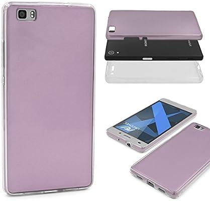 Urcover® Huawei P8 Lite | Funda Carcasa 360 Grados Ultra Slim ...