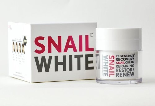 Snail White Cream Filtrate Secretion Skin Care Acne Facial Moisture 50g. by Snail White Cream Believe shop