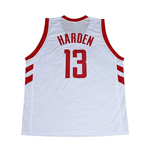 AUTOGRAPHED James Harden #13 Houston Rockets Super Star Rare Signed NBA Basketball Jersey with Letter COA