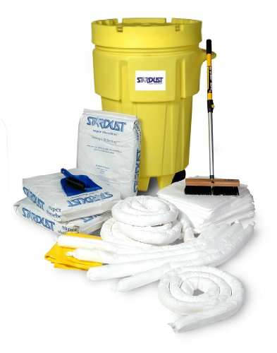 Stardust Spill Products D950P 95 Gallon Catastrophic Oil-...