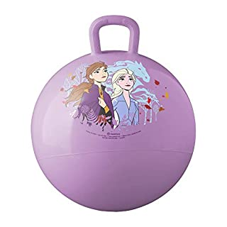 Hedstrom Disney Frozen 2 Hopper Ball, Hop Ball for Kids, 15 Inch (55-97082)