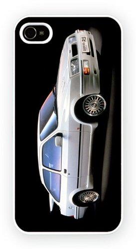 Ford Sierra Cosworth White, iPhone 6, Etui de téléphone mobile - encre brillant impression