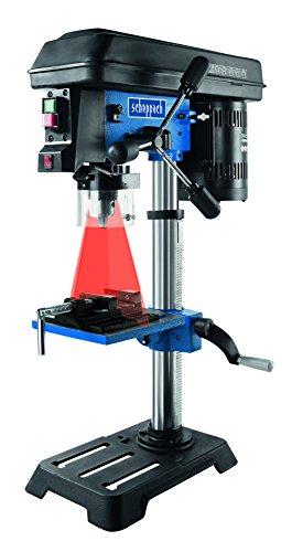 Scheppach Ständerbohrmaschine DP16SL 0,55 kW 230 V 50 Hz, 4906807901