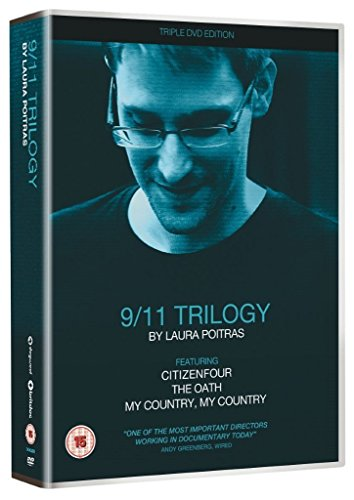 9/11 Trilogy - 3-DVD Box Set ( Citizenfour / The Oath / My Country, My Country ) ( Nine Eleven ) [ NON-USA FORMAT, PAL, Reg.2 Import - United Kingdom ]