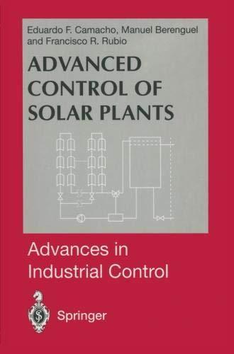 Advanced Control of Solar Plants (Advances in Industrial ()
