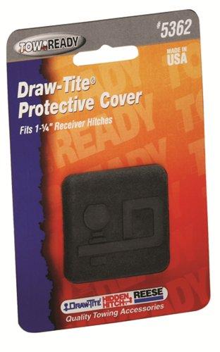 Draw Tite 5362 Black Plastic 1-1/4