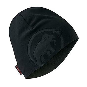 Angebot Wählen Sie für authentisch zuverlässigste Mammut Fleece Beanie Mütze - black Größe OneSize: Amazon.de ...