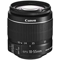 Canon EF-S 18-55mm f/3.5-5.6 IS II Autofocus Lens