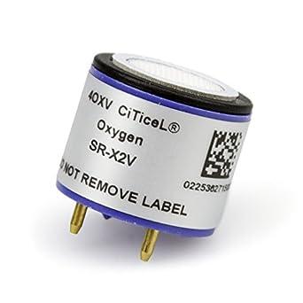 Sensor O2 de repuesto para detectores de gas GasAlert: Amazon.es: Amazon.es