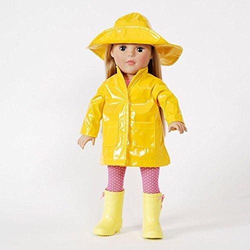 Madame Alexander Dollie &Amp; Me Rain Coat Doll -