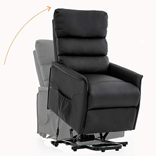 Lift Chair Recliner Power Lift Chair Power Recliner Electric Recliner for Elderly Wall Hugger Recliner Chair with Remote