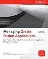 Managing Oracle Fusion Applications Front Cover