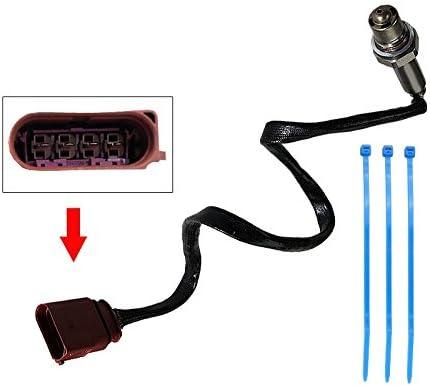Lambdasonde Lamdasonde Planar Stecker Länge 580 Mm 4 Leitungen Auto