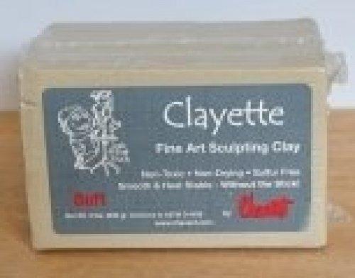 Chavant Clayette Soft (907g)