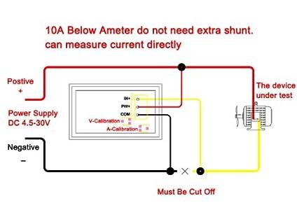 Brancher le shunt amp Meter datation conseils jalousie