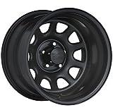 (US) Black Rock 942796045 Type D Steel Wheel Size: 17'' x 9''